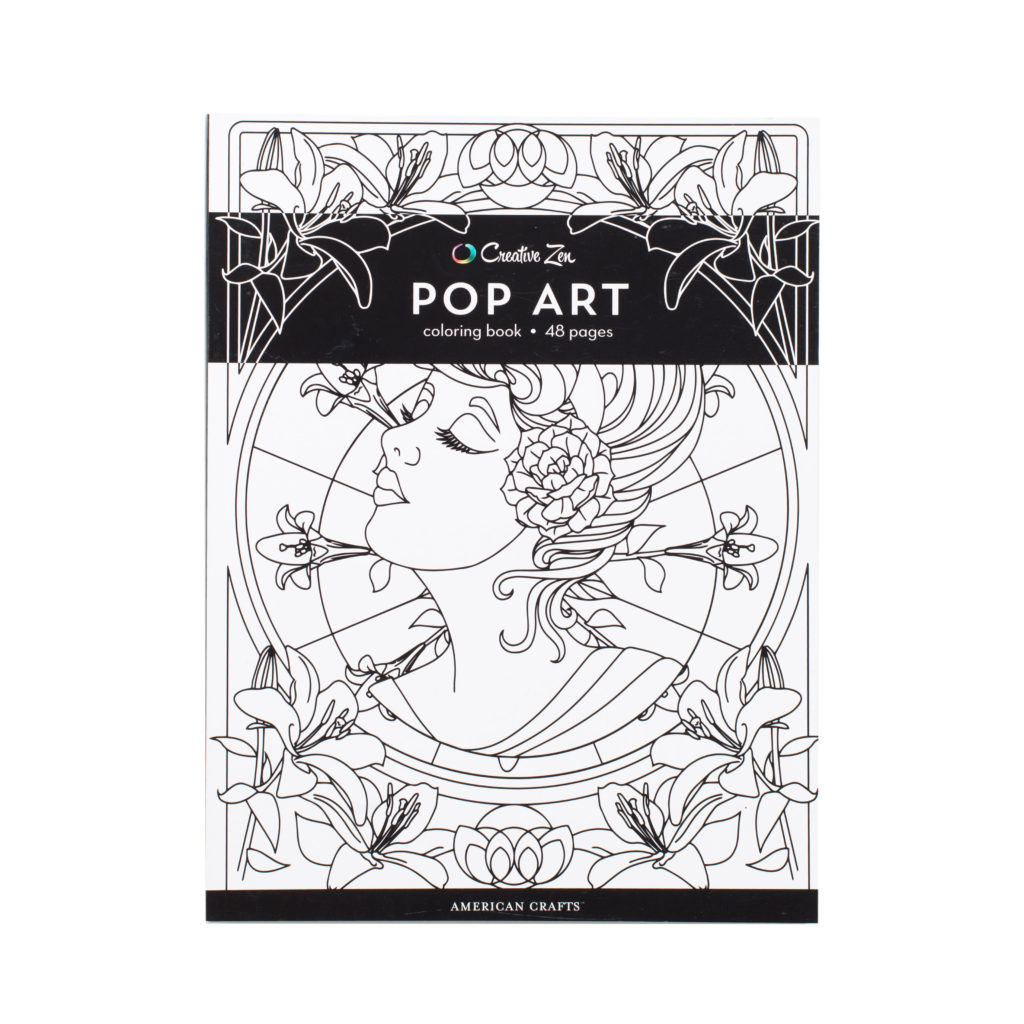 - COLORING BOOK – TATTOOS – American Crafts
