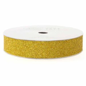 WEB96061_GlitterTape_Sunflower