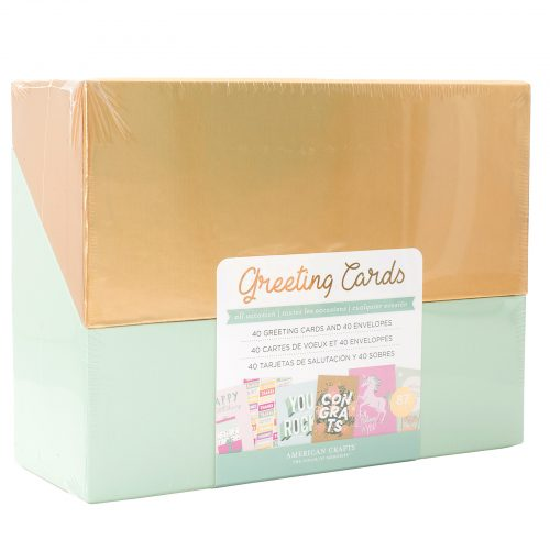 BOXED CARD SET ALL OCCASIONS