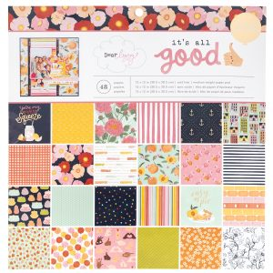 348180_AC_DL_It'sAllGood_12x12_SpecialtyPaperPad_Front