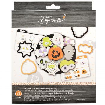Sweet Sugarbelle Halloween Cookie Cutter Set