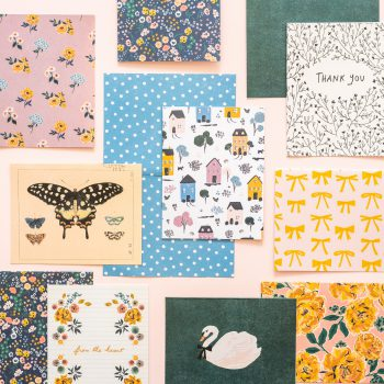 Crate Paper Maggie Holmes Heritage Boxed Cards