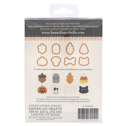 Sweet Sugarbelle Autumn Mini Cookie Cutters