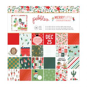 734152_PB_MerryLittleChristmas_12x12Paperpad_Front